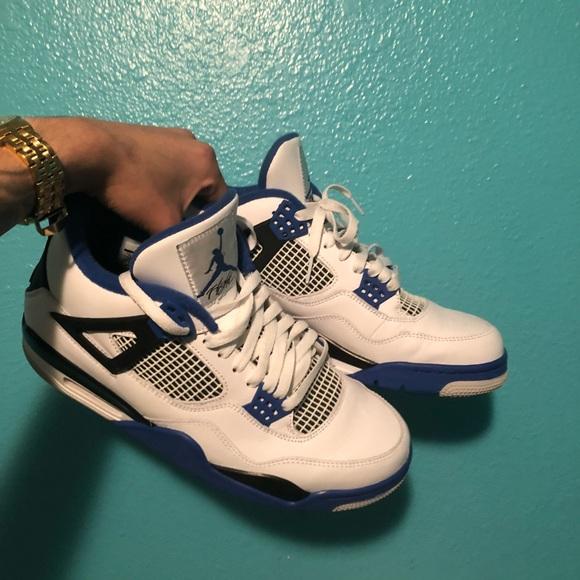 check out 0bb3e 9ca69 Jordan Motorsport 4s Size 11 Nike